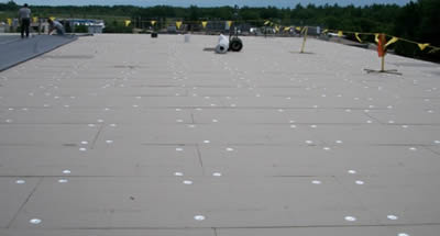 ISO Insulated Roofing