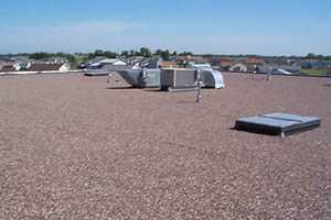Built Up Roofing Advantages