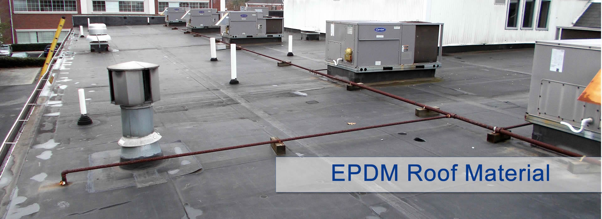 EPDM Roofing Dallas