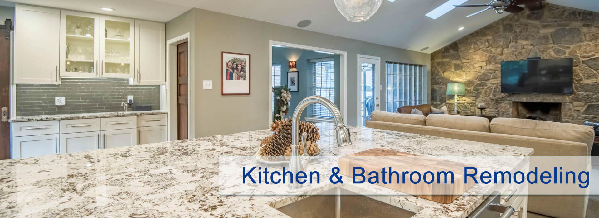 Kitchen Bathroom Remodel Dallas