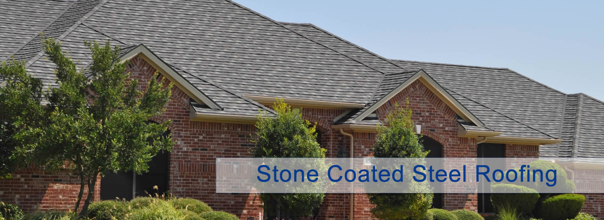 Stone Coated Steel Roofing Systems Dallas