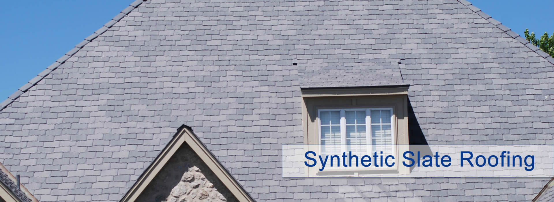 Ynthetic Slate Roofing Dallas Composite Slate Roof Fort